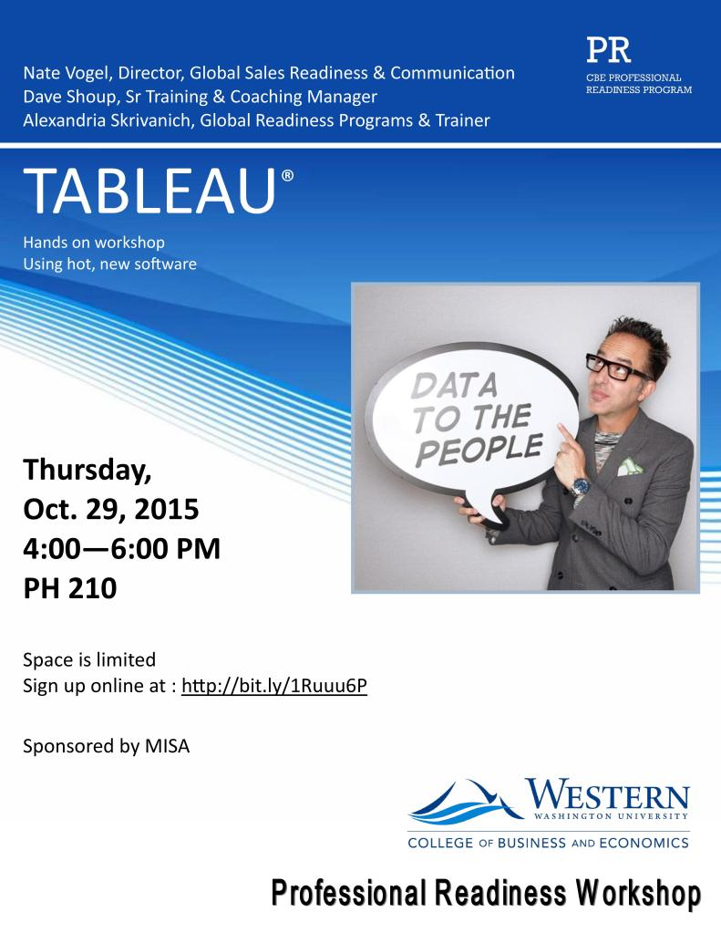 Tableau Workshop