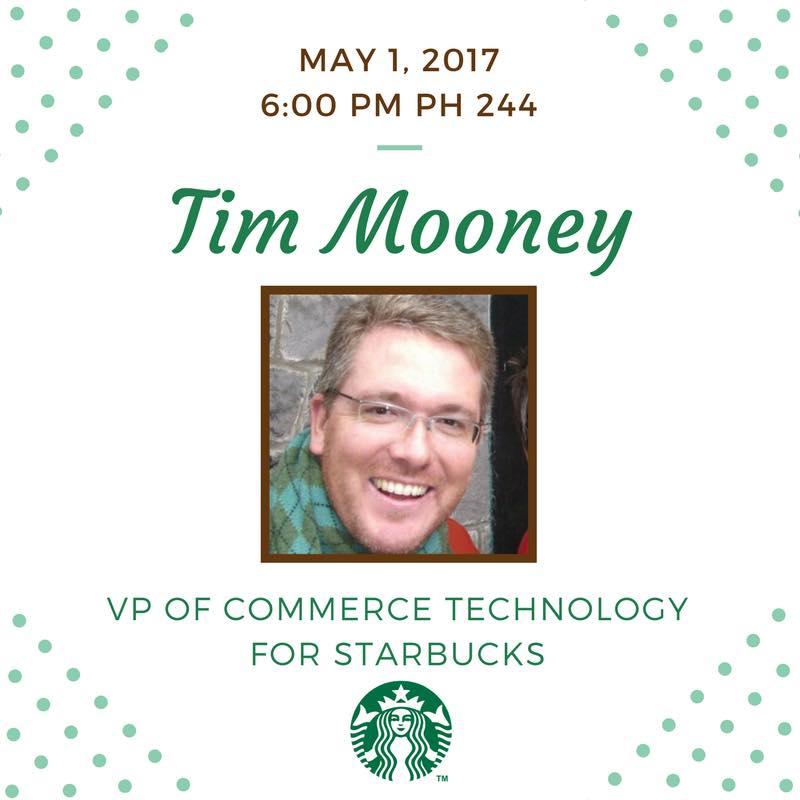 May 1st- Starbucks