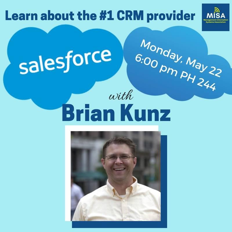 May 22nd- Salesforce